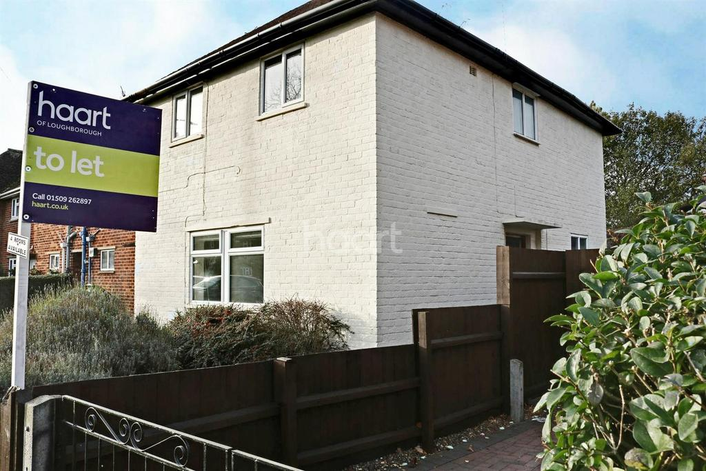 4 Bedrooms Semi Detached House for sale in Alan Moss Road, Loughborough