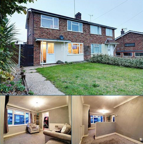 3 bedroom semi-detached house for sale - Deepdale Road, Dovercourt, Harwich, Essex