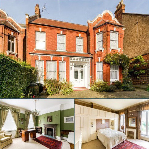 5 bedroom detached house for sale - Mapesbury Road, Brondesbury, London, NW2