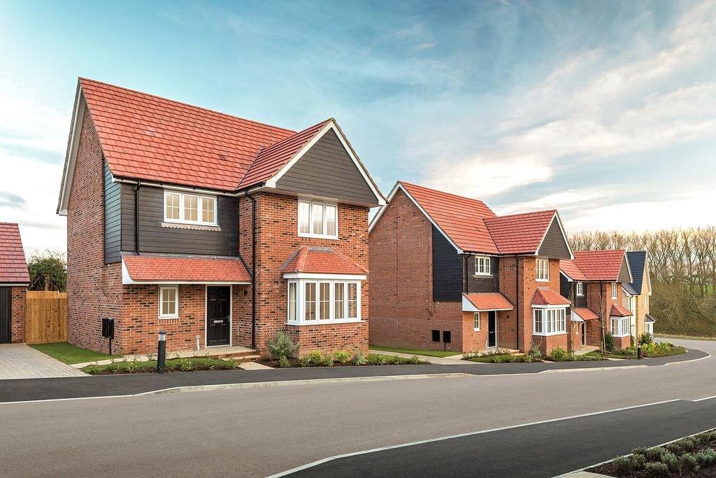 4 Bedrooms Detached House for sale in Wicken Lea, Bury Water Lane, Newport, Saffron Walden, CB11