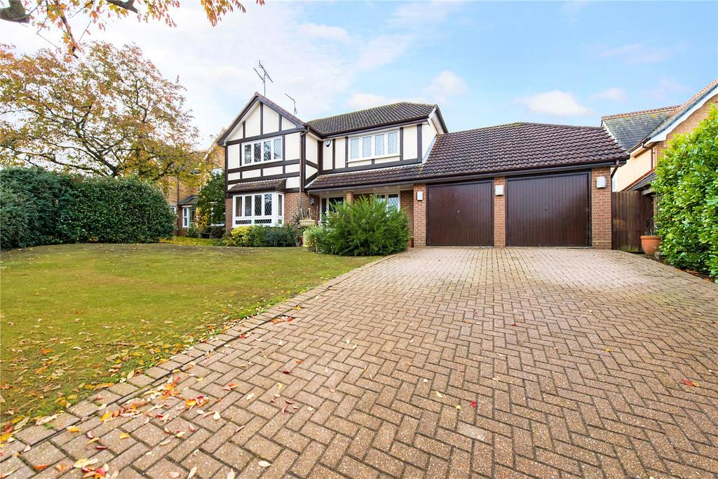 4 Bedrooms Detached House for sale in Chancellors Road, Stevenage, Hertfordshire, SG1