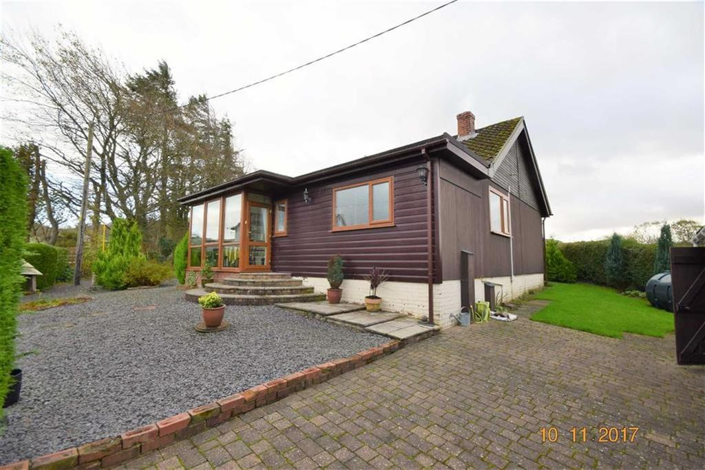 2 Bedrooms Detached Bungalow for sale in Bryntirion, Penegoes, Machynlleth, Powys, SY20