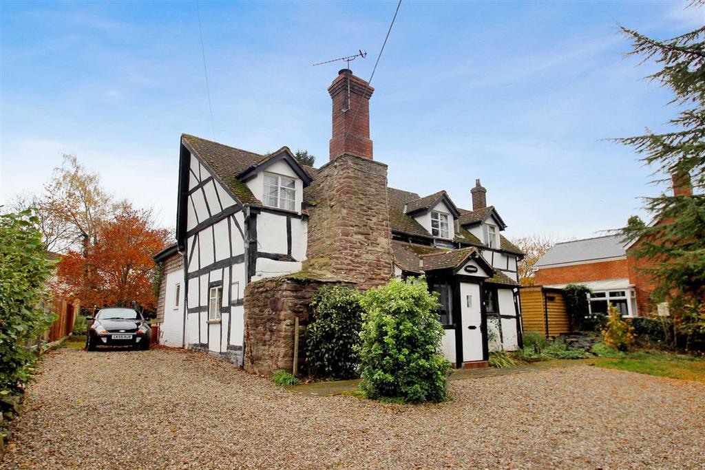 4 Bedrooms Detached House for sale in Wellington, Hereford
