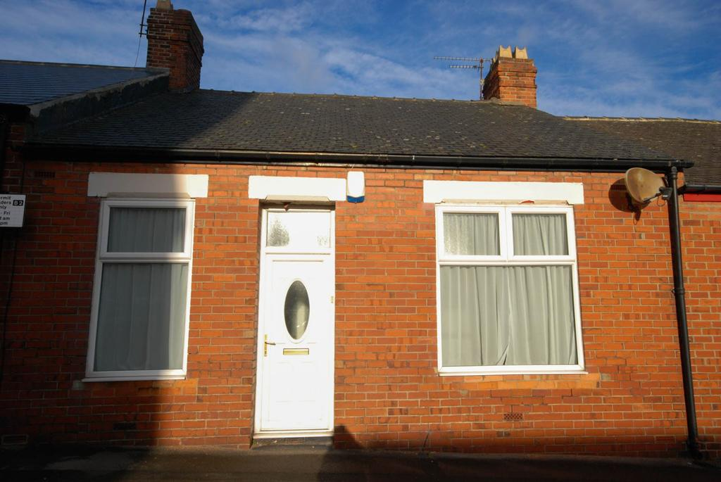 3 Bedrooms Cottage House for sale in Wycliffe Road, High Barnes