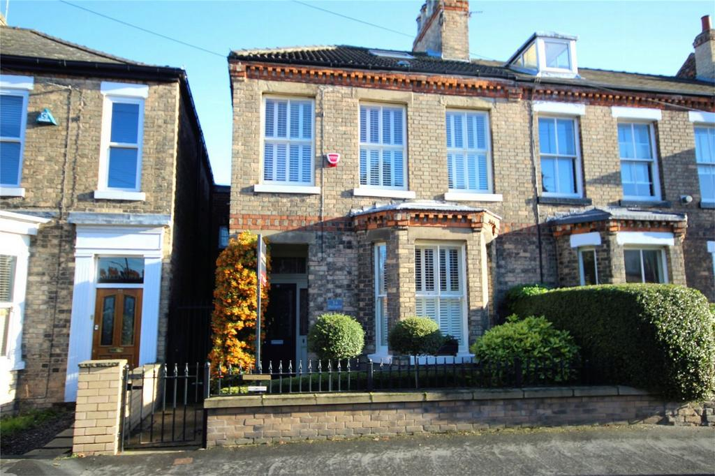 4 Bedrooms End Of Terrace House for sale in Hallgate, Cottingham, East Riding of Yorkshire