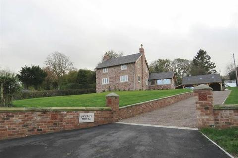 3 bedroom detached house to rent - The Perthy, Welsh Frankton, SY12