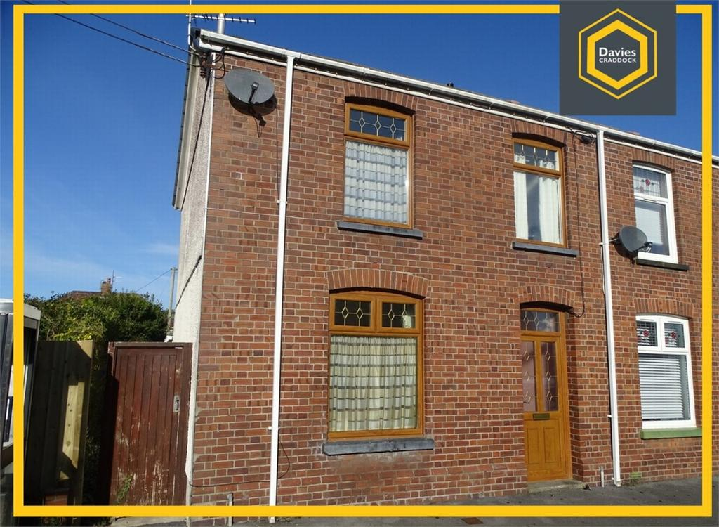 3 Bedrooms End Of Terrace House for sale in 18 Priory Street, Kidwelly, Carmarthenshire