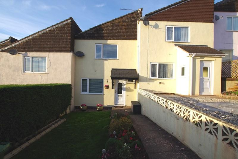 3 Bedrooms Terraced House for sale in Nelson Close, Teignmouth