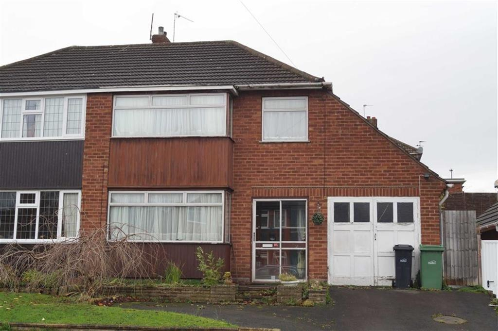 3 Bedrooms Semi Detached House for sale in Northway, Sedgley, Dudley