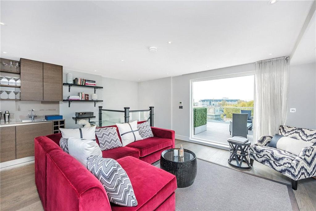 3 Bedrooms Flat for sale in Buckingham Palace Road, Victoria, London, SW1W