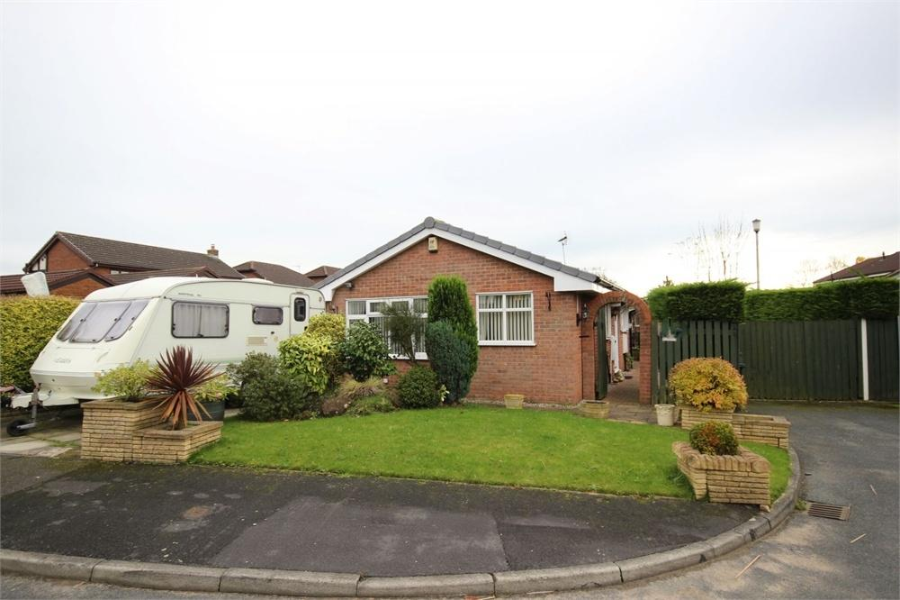 1 Bedroom Detached Bungalow for sale in Ravenfield Drive, WIDNES, Cheshire