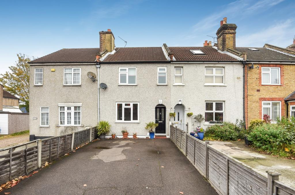 3 Bedrooms Terraced House for sale in Crayford Road Dartford DA1