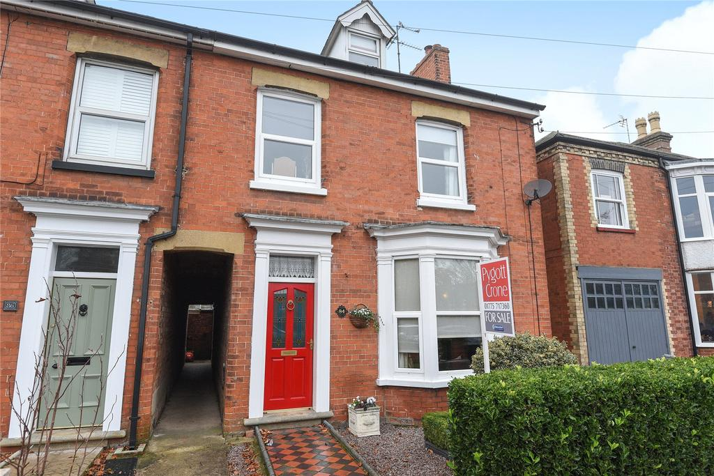 4 Bedrooms End Of Terrace House for sale in St Thomas Road, Spalding, PE11