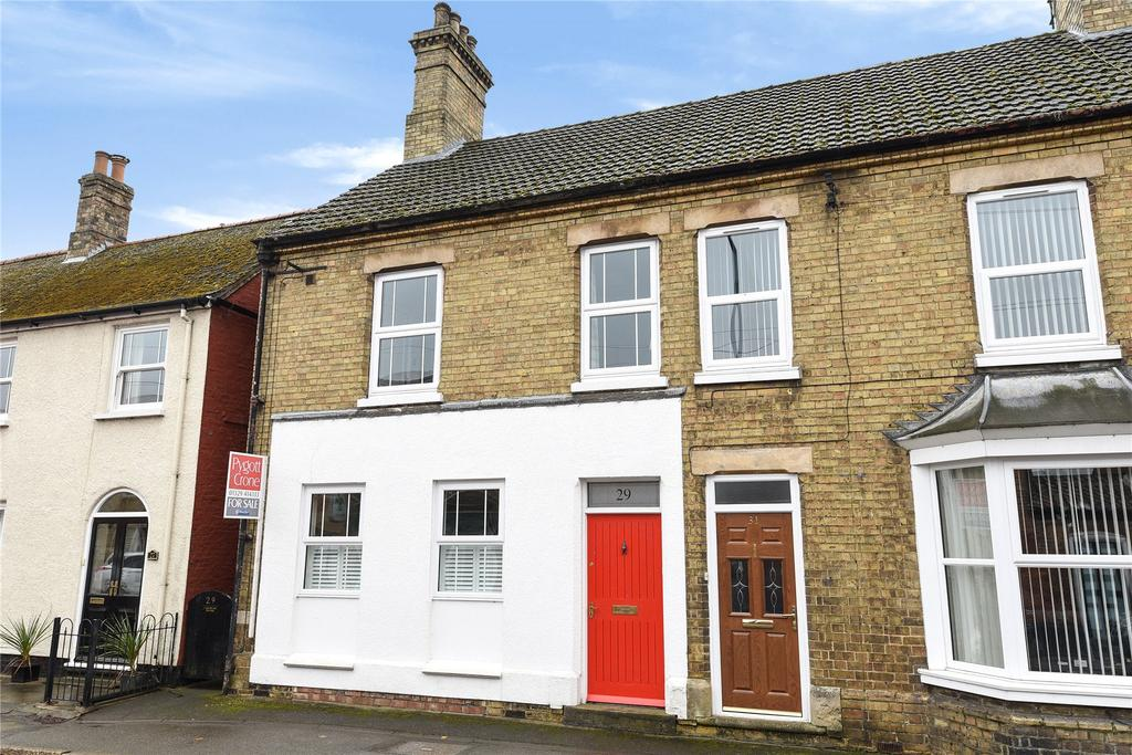 3 Bedrooms End Of Terrace House for sale in High Street, Heckington, NG34