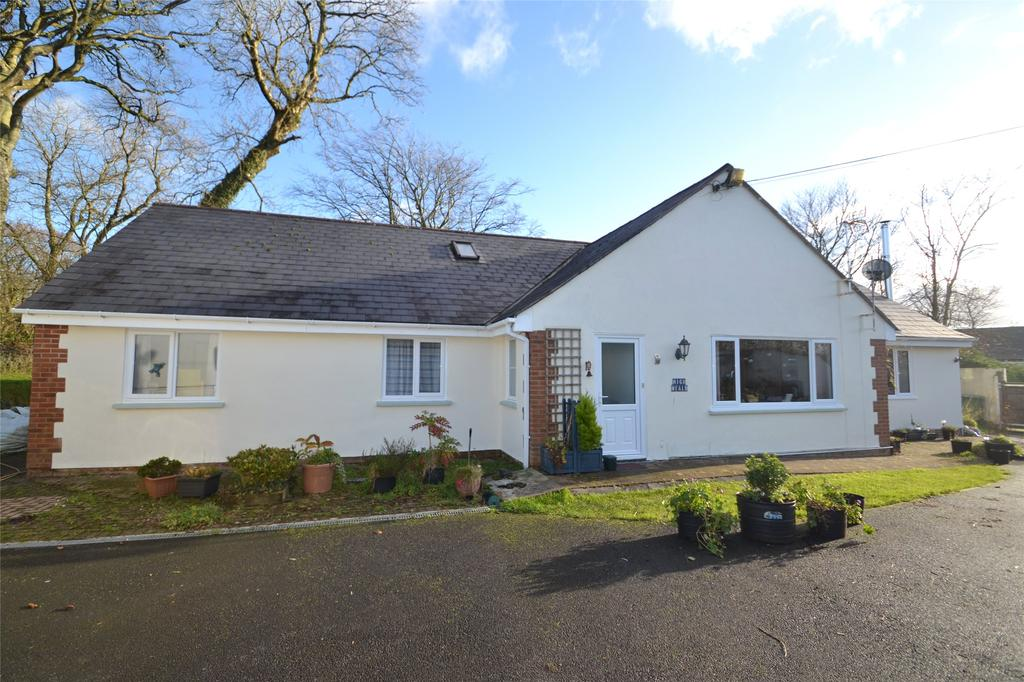 7 Bedrooms Detached Bungalow for sale in Newton St. Petrock, Holsworthy