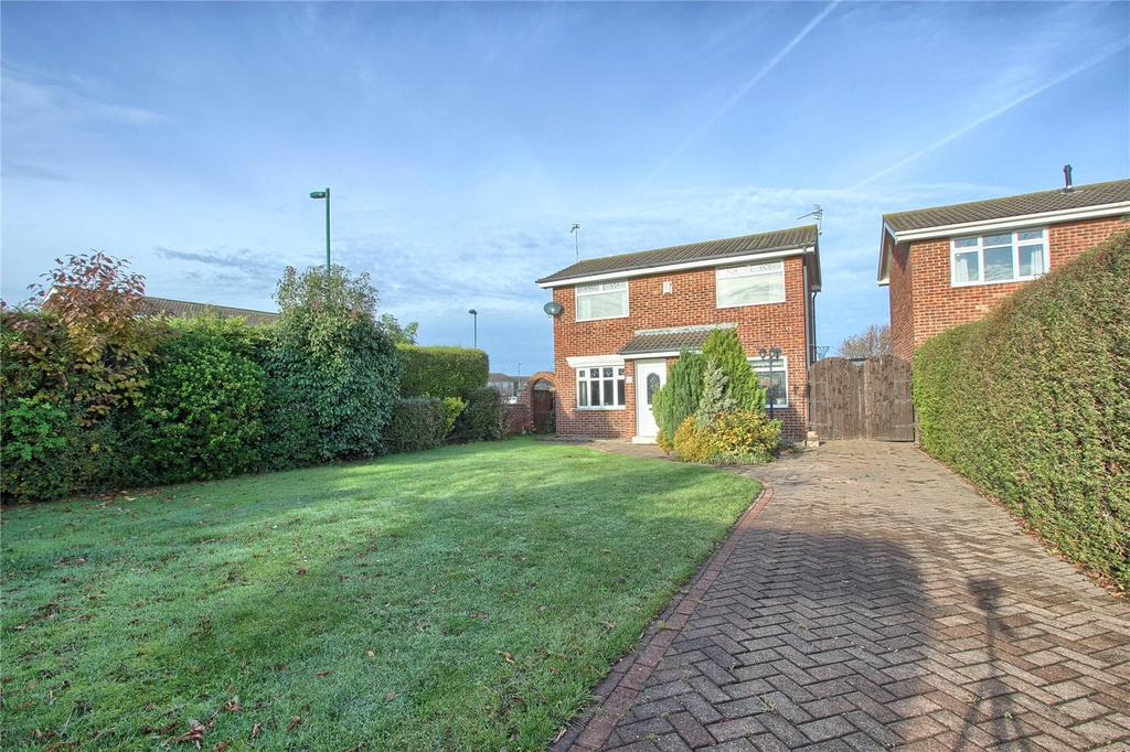 3 Bedrooms Detached House for sale in Wrentree Close, Redcar