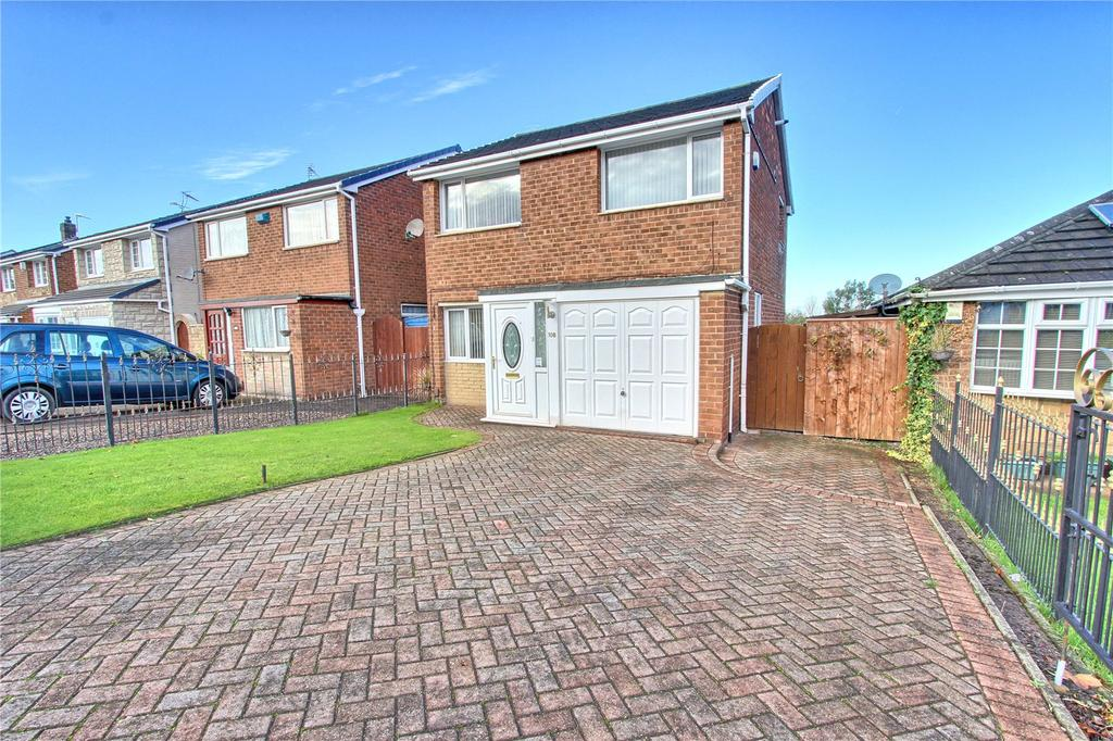 3 Bedrooms Detached House for sale in Churchill Road, Eston