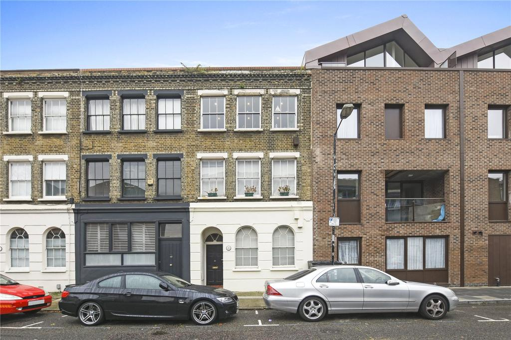 1 Bedroom Flat for sale in Wadeson Street, London, E2