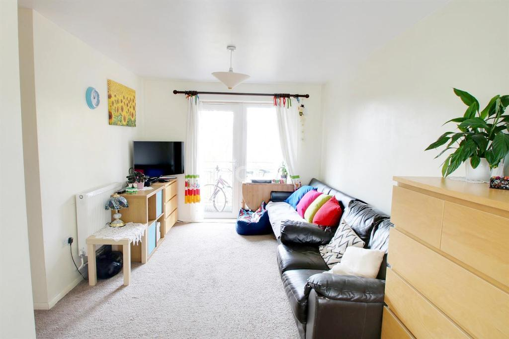 2 Bedrooms Flat for sale in Hartington St, Loughborough