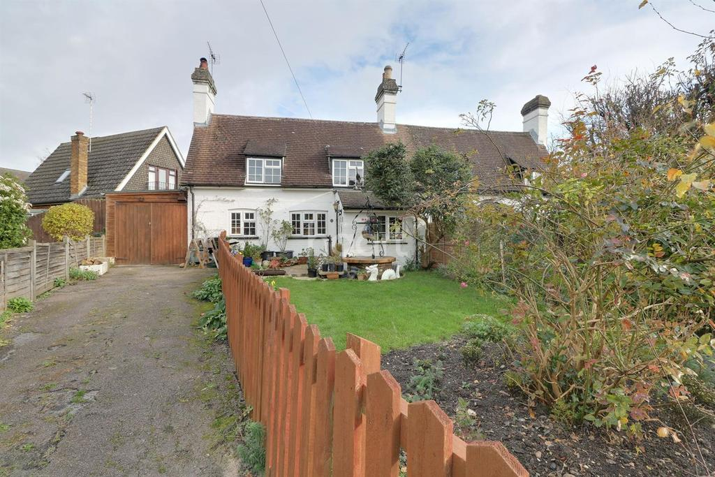 2 Bedrooms Cottage House for sale in High Street, Eaton Bray, LU6