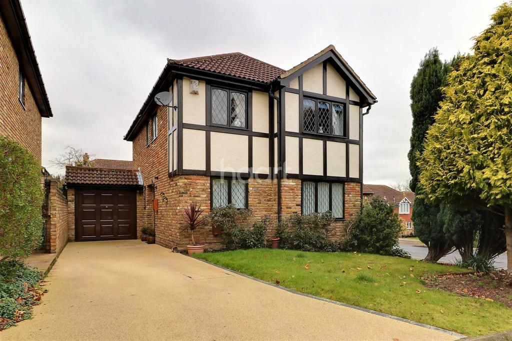 4 Bedrooms Detached House for sale in Raleigh Mews, Orpington