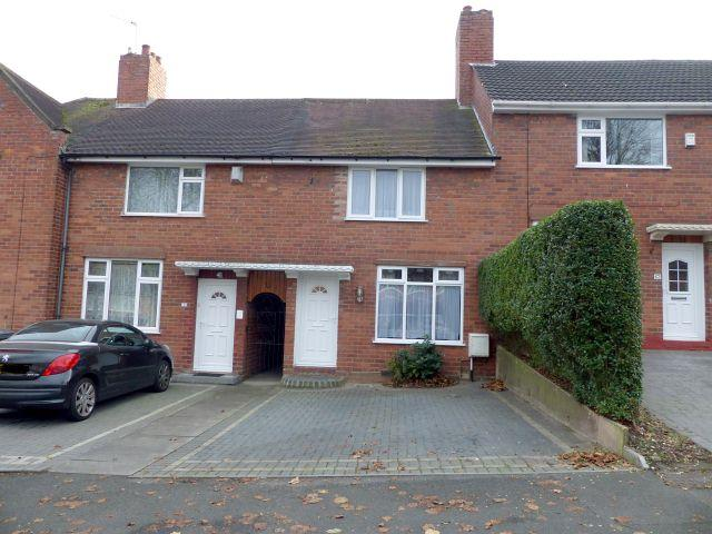 2 Bedrooms Terraced House for sale in Longstone Road,Great Barr,Birmingham