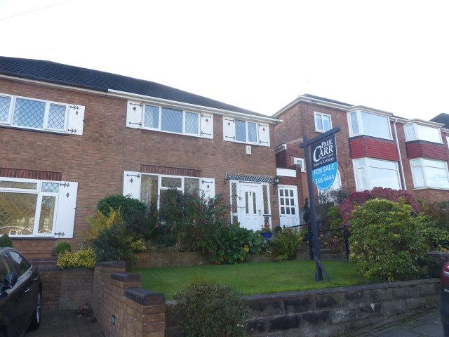 3 Bedrooms Semi Detached House for sale in The Croftway,Handsworth Wood,Birmingham