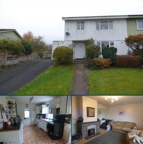 3 bedroom semi-detached house to rent - Ffynnonau , Crickhowell, Powys.