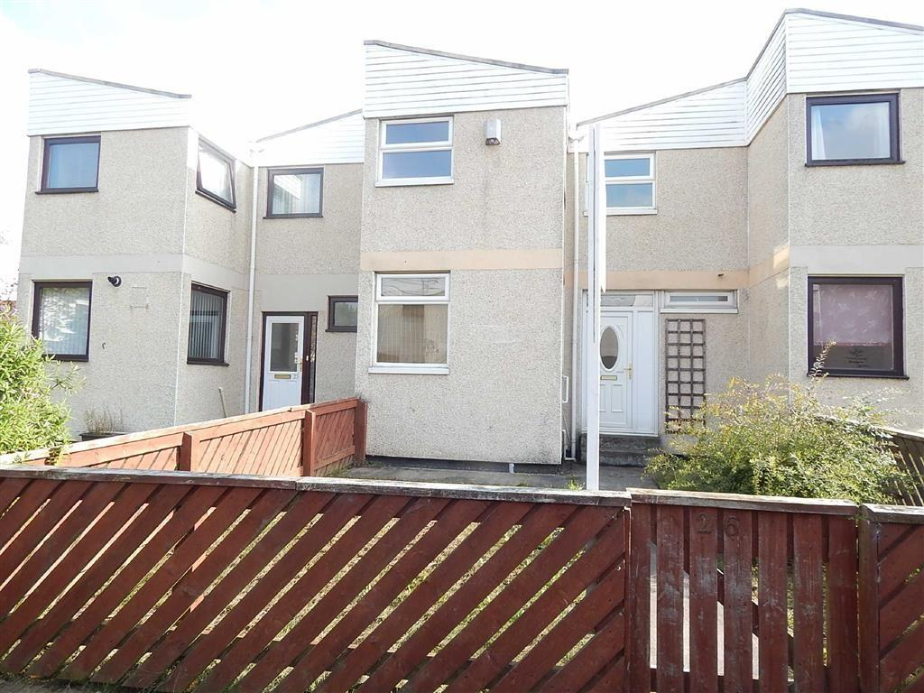 3 Bedrooms Terraced House for sale in Angus Close, Killingworth, Newcastle Upon Tyne, NE12