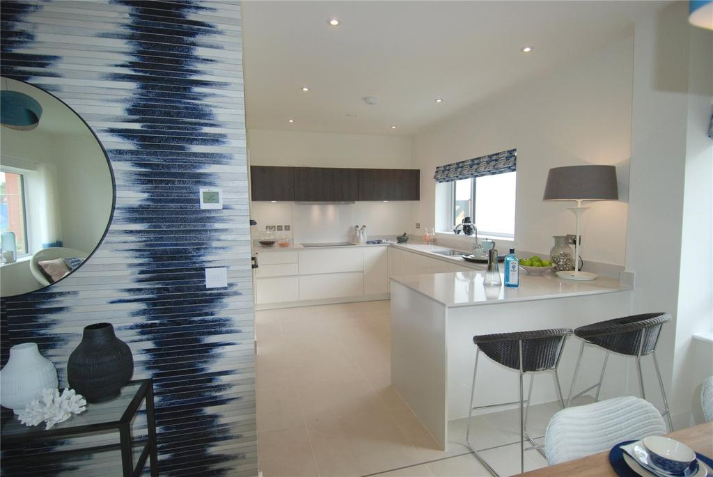 3 Bedrooms Detached House for sale in Plot 2 - The Henbury, The Chasse, Exeter Road, Topsham, EX3