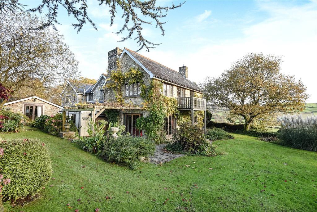 5 Bedrooms Detached House for sale in Dalwood, Axminster, Devon
