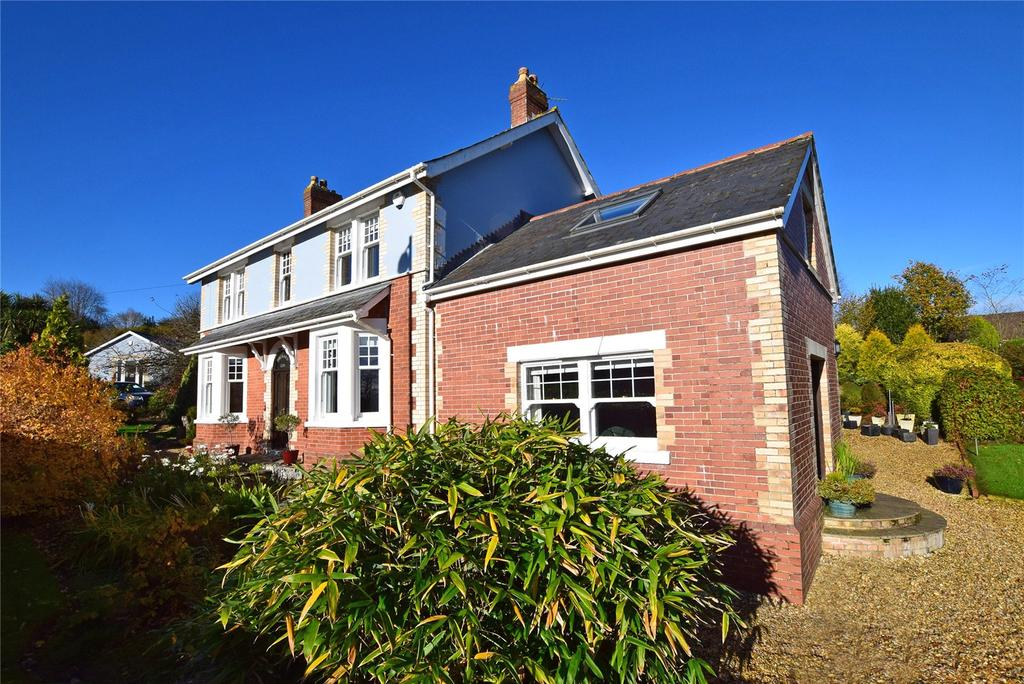 4 Bedrooms Detached House for sale in Wilmington, Honiton, Devon