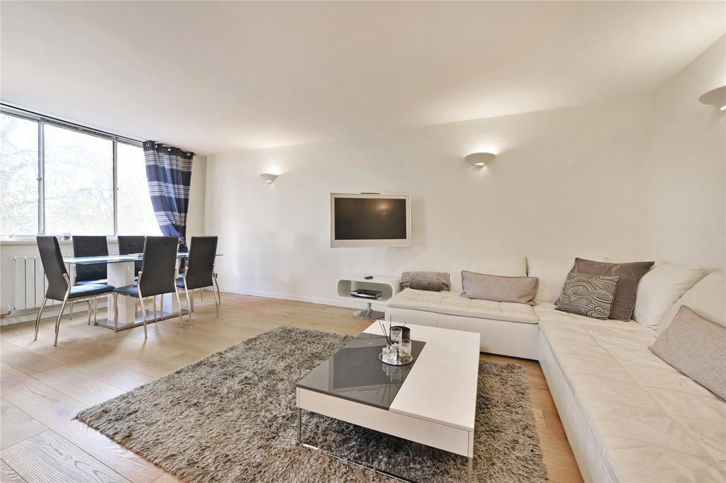 1 Bedroom Flat for sale in Quadrangle Tower, Cambridge Square, London
