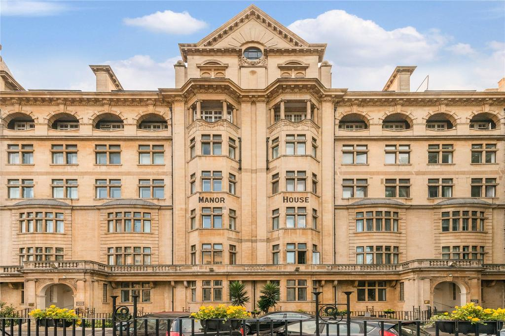 3 Bedrooms Flat for sale in Manor House, Marylebone Road, London