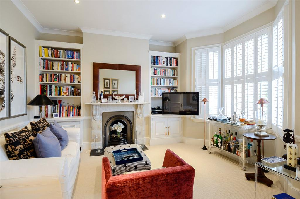 2 Bedrooms Flat for sale in Gironde Road, Parsons Green, Fulham, LONDON