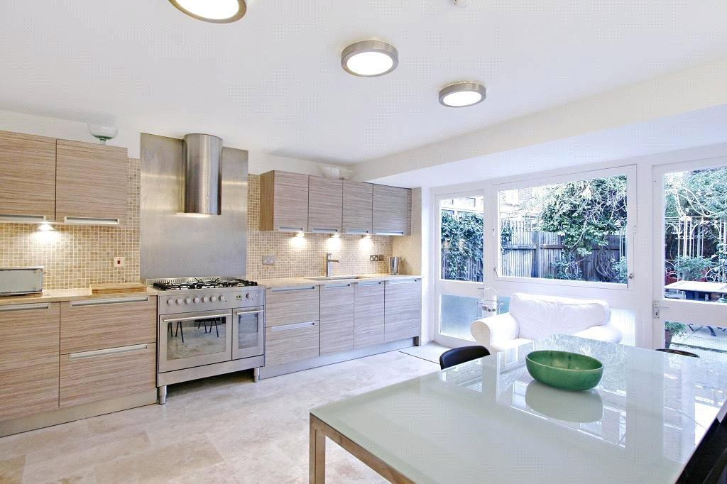 3 Bedrooms Mews House for sale in Lambs Mews, Islington, London