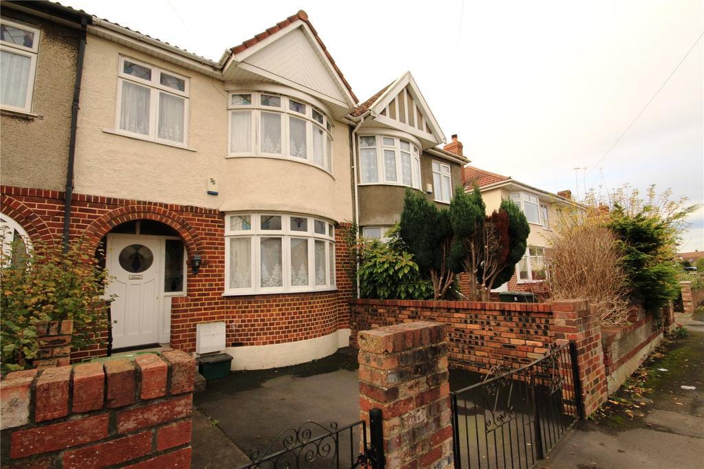 3 Bedrooms Terraced House for sale in Oakdale Road, Downend, Bristol, BS16