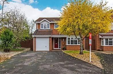 4 Bedrooms Detached House for sale in Park Way, Droitwich, Worcestershire, WR9