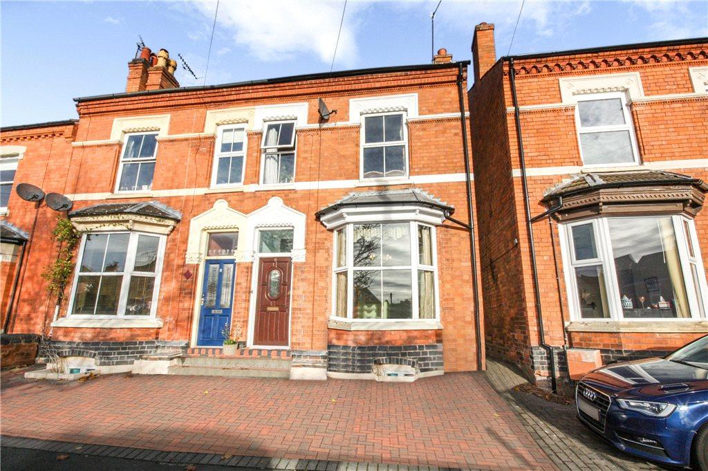 3 Bedrooms End Of Terrace House for sale in Waterworks Road, Worcester, Worcestershire, WR1