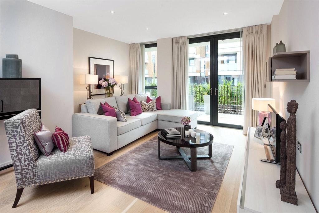 2 Bedrooms Flat for sale in Quebec Way, London, SE16