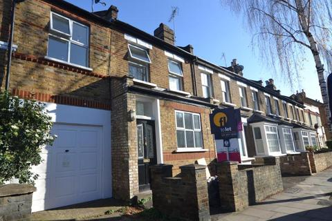 4 bedroom terraced house to rent - Church Road, Teddinton, TW11