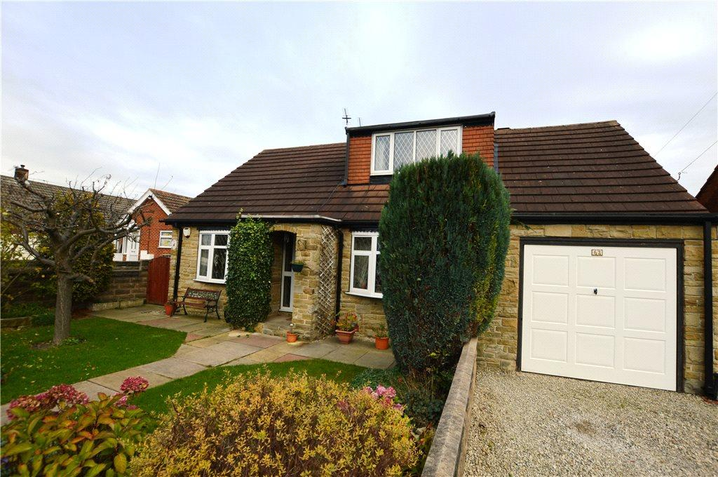 3 Bedrooms Detached Bungalow for sale in Lee Moor Road, Stanley, Wakefield, West Yorkshire