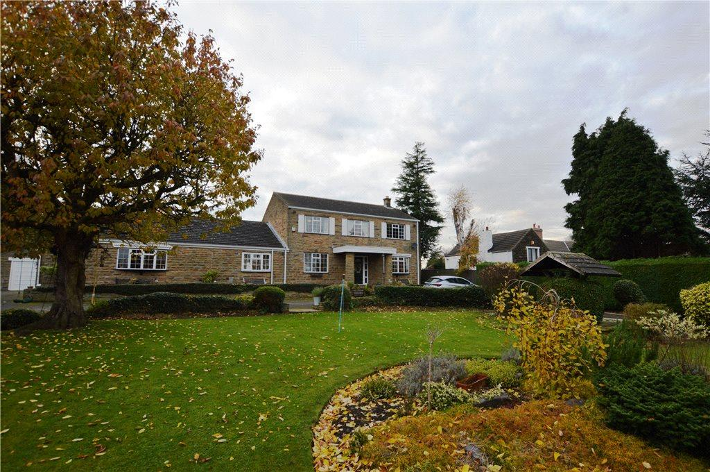 5 Bedrooms Detached House for sale in Croftfield House, Ryhill Pits Lane, Cold Hiendley, Wakefield, West Yorkshire