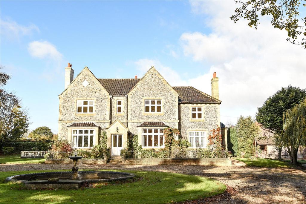6 Bedrooms Detached House for sale in The Old Rectory, Garvestone, NR9 4QR