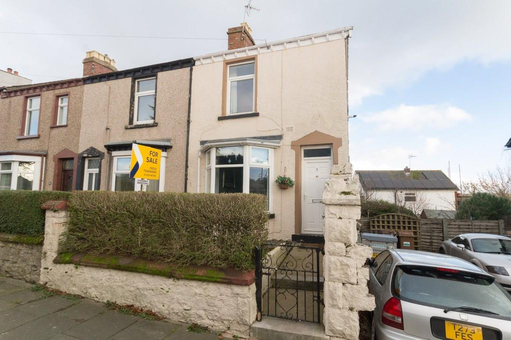 3 Bedrooms End Of Terrace House for sale in Mount Pleasant, Dalton-In-Furness