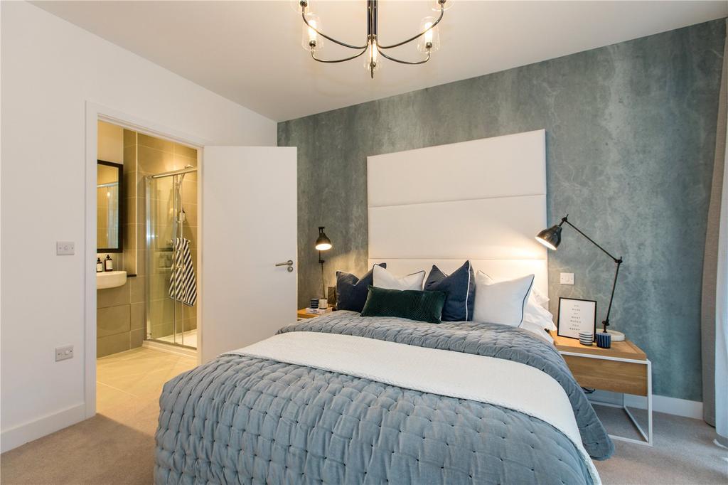 2 Bedrooms Flat for sale in Plot 18, Mosaics, Headington, Oxford, OX3