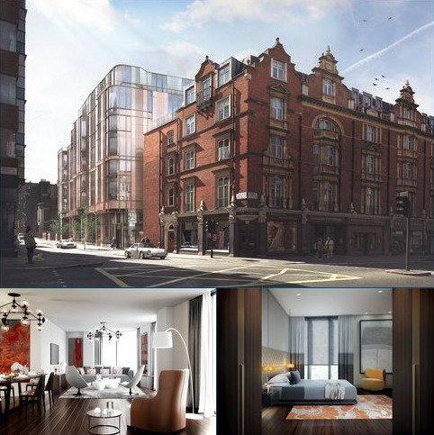 2 bedroom flat for sale - The Mansion, 9 Marylebone Lane, London, W1U