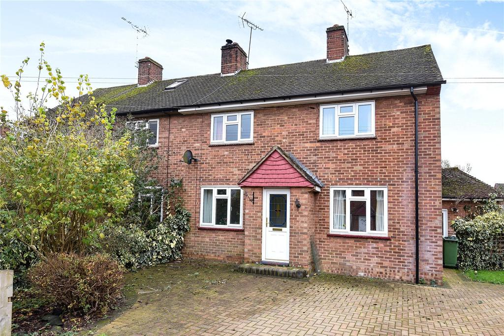 3 Bedrooms Semi Detached House for rent in Ragge Way, Seal, Sevenoaks, Kent, TN15