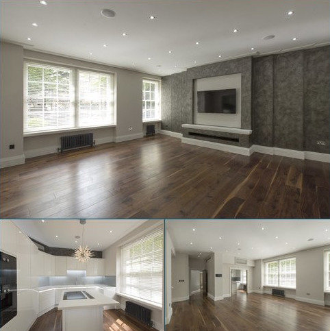 4 bedroom flat for sale - Abbey Lodge, Park Road, London, NW8