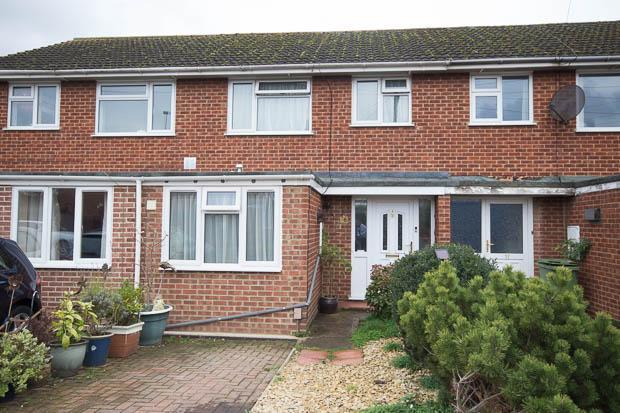 3 Bedrooms Terraced House for sale in Stanwick Drive, Wymans Brook, Cheltenham, GL51 9LG